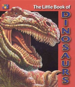 The Little Book Of Dinosaurs(Hardback)