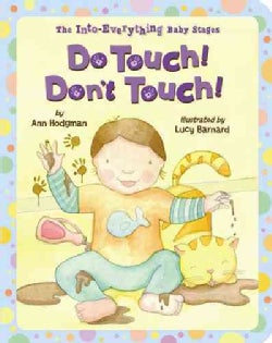 Do Touch! Don't Touch! (Board book)