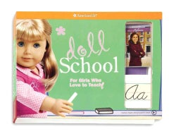 Doll School: For Girls Who Love to Teach! (Hardcover)