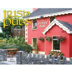 Irish Pubs 2013 Calendar (Calendar)
