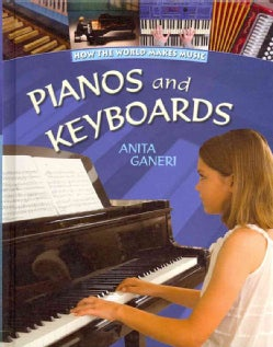 Pianos and Keyboards (Hardcover)