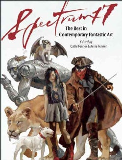 Spectrum 17: The Best in Contemporary Fantastic Art (Paperback)