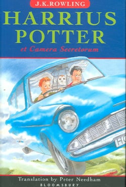 Harrius Potter Et Camera Secretorum / Harry Potter and the Chamber of Secrets (Hardcover)