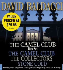 The Camel Club Box Set: The Camel Club/ the Collectors/ Stone Cold (CD-Audio)
