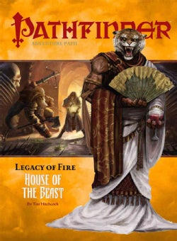 Pathfinder Adventure Path: Legacy of Fire #2: House of The Beast (Game)