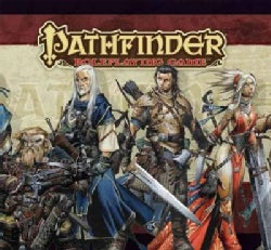 Pathfinder Roleplaying Game Gm Screen (Game)
