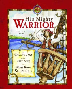 His Mighty Warrior: Treasured Letters from Your King (Hardcover)