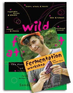 Wild Fermentation / Fermentation Workshop With Sandor Ellix Katz