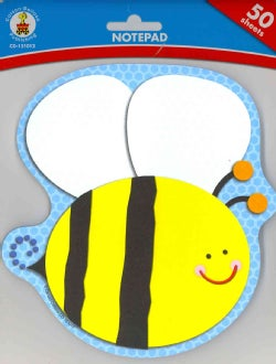 Bee Notepad (Paperback)