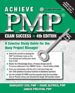 Achieve PMP Exam Success: A Concise Study Guide for the Busy Project Manager