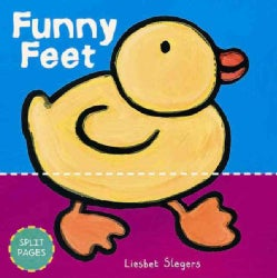 Funny Feet (Board book)