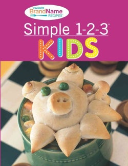 Simple 1-2-3 Kids (Spiral bound)