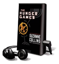 The Hunger Games: Library Edition (Pre-recorded digital audio player)