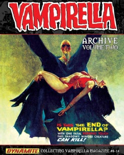 Vampirella Archives 2 (Hardcover)