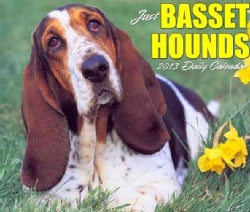 Just Basset Hounds Box Calendar (Calendar)
