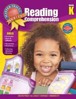 Reading Comprehension Grade K (Paperback)
