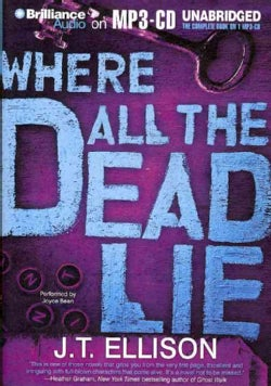 Where All the Dead Lie (CD-Audio)