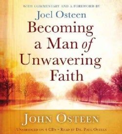 Becoming a Man of Unwavering Faith (CD-Audio)