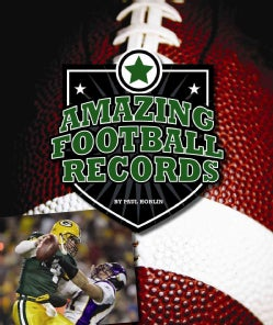 Amazing Football Records (Hardcover)