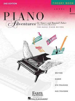Piano Adventures: Theory Book: Level 1 (Paperback)