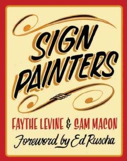 Sign Painters(Paperback / softback)