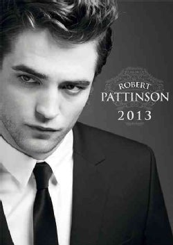 Robert Pattinson 2013 Calendar (Calendar)