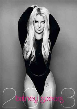 Britney Spears 2013 Calendar (Calendar)