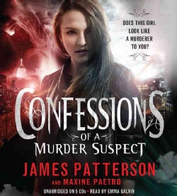 Confessions of a Murder Suspect (CD-Audio)