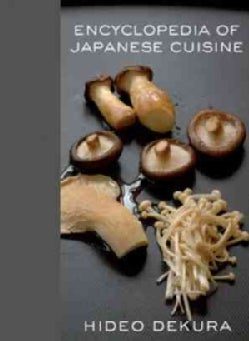 Encyclopedia of Japanese Cuisine (Hardcover)