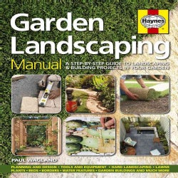 Haynes Garden Landscaping Manual (Hardcover)