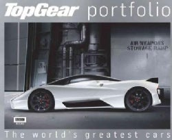 Top Gear Portfolio: The World's Greatest Cars (Hardcover)