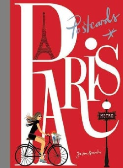 Paris Postcards (Postcard book or pack)