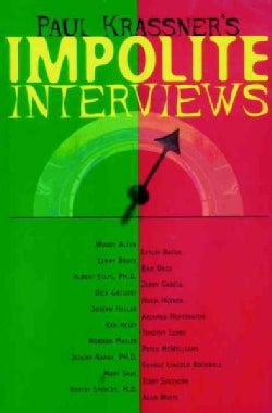 Paul Krassner's Impolite Interviews (Paperback)