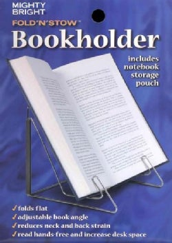Fold-N-Stow Book Holder (Paperback)