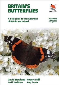 Britain's Butterflies: A Field Guide to the Butterflies of Britain and Ireland (Paperback)