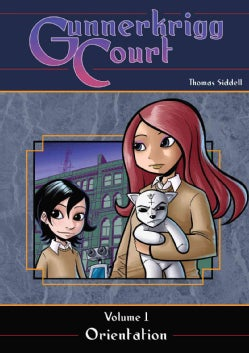 Gunnerkrigg Court 1, Orientation (Hardcover)