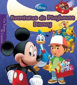 Aventuras de Playhouse Disney / Playhouse Disney Storybook (Paperback)