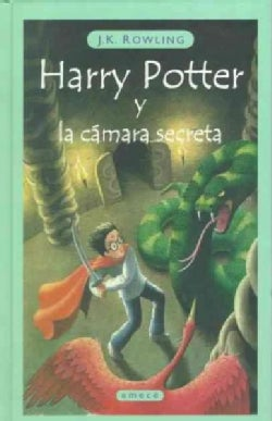 Harry Potter y la camara secreta / Harry Potter and the Chamber of Secrets (Hardcover)