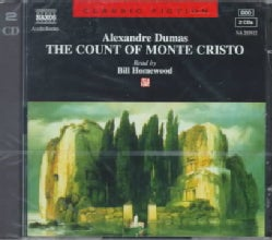The Count of Monte Cristo (CD-Audio)