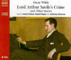 Lord Arthur Savile's Crime and Other Stories (CD-Audio)