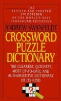 Crossword Puzzle Dictionary (Paperback)