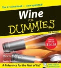 Wine for Dummies (CD-Audio)