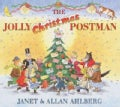 The Jolly Christmas Postman (Hardcover)