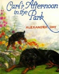 Carl's Afternoon in the Park (Board book)