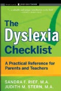 The Dyslexia Checklist: A Practical Reference for Parents and Teachers (Paperback)