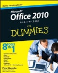 Office 2010 All-in-One for Dummies (Paperback)