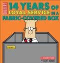 14 Years of Loyal Service in a Fabric-Covered Box: A Dilbert Book (Paperback)