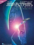 Complete Star Trek Theme Music: Themes from All TV Shows And Movies (Paperback)