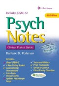 Psych Notes: Clinical Pocket Guide (Paperback)