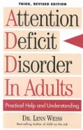 Attention Deficit Disorder in Adults (Paperback)